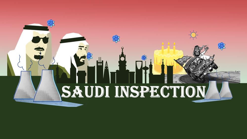 Saudi inspection