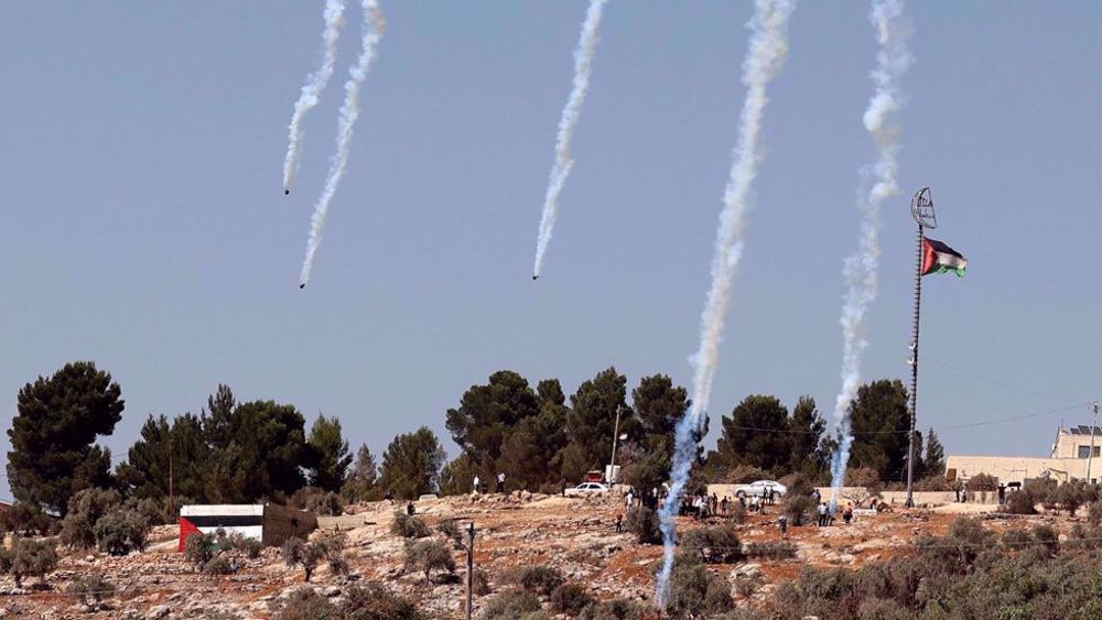 Israeli forces injure dozens of Palestinian protesters across West Bank