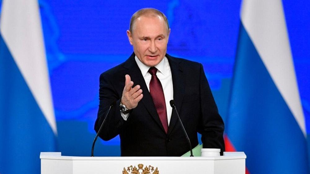 Putin censures US legacy of 'complete economic, social devastation' in Afghanistan