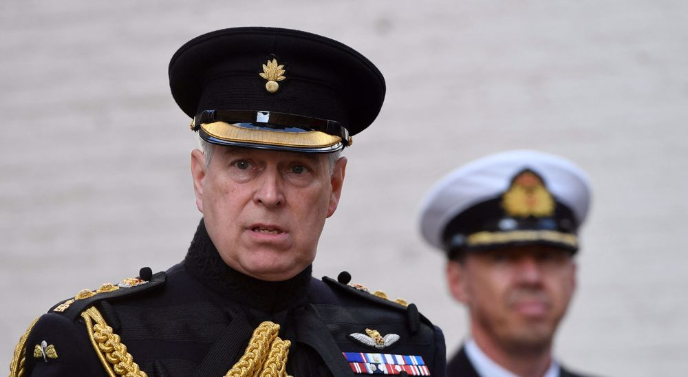US judge sets back Prince Andrew's bid to avoid accuser's lawsuit