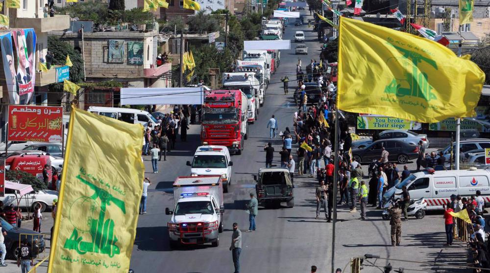 US slaps new sanctions on Hezbollah after Iran fuel arrives in Lebanon
