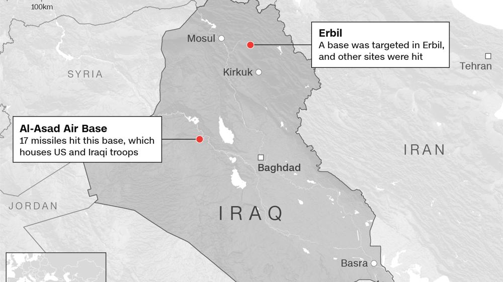 Irak: le Mossad fuit Erbil… ?