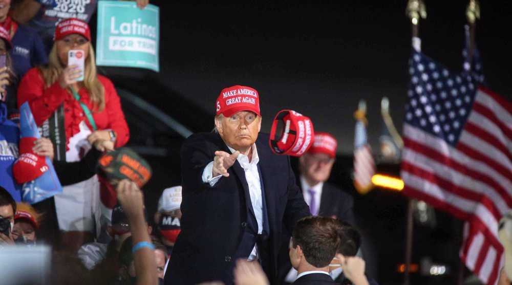 Trump's tightening grip on GOP demoralizes moderates