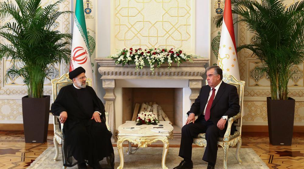 Iran, Tajikistan hope to open new chapter in ties under Raeisi
