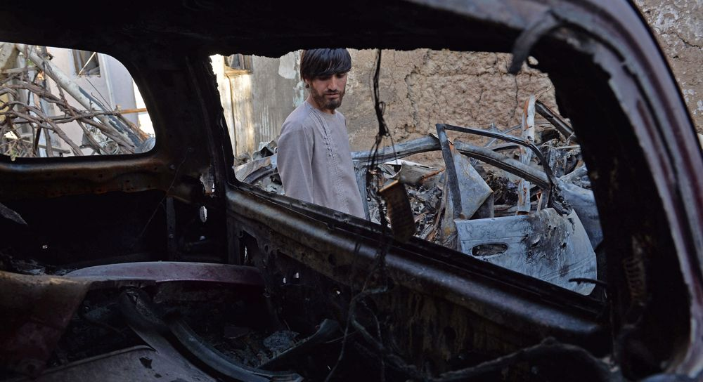 CIA warned about children presence before US deadly drone strike in Kabul: Report