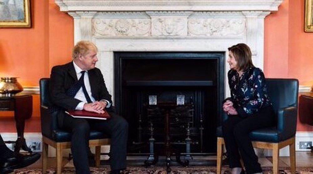 US House Speaker Pelosi cautions UK over N Irish peace deal