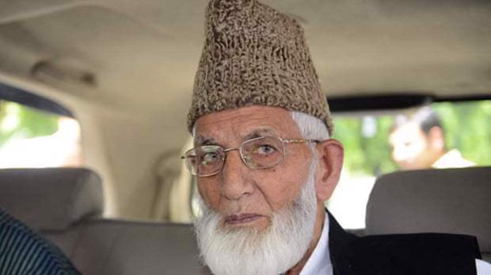 India deploys troops to Srinagar after Kashmir independence leader's passing