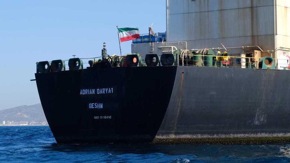 Lebanon-bound Iranian fuel ship enters Syrian territorial waters: Al-Akhbar