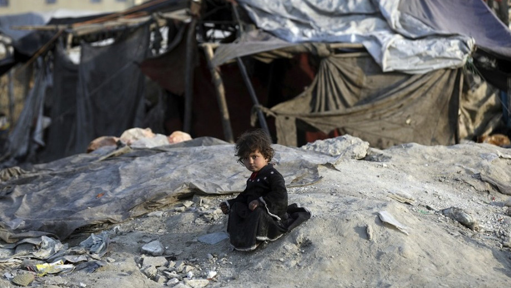 UN says Afghanistan may face food crisis within month