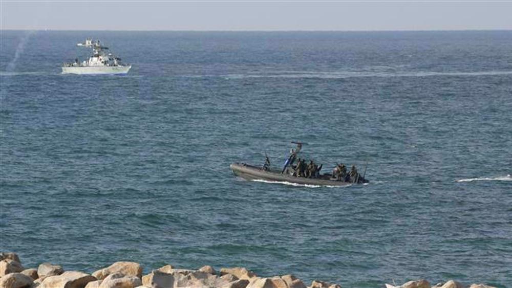 One injured in Israeli fire on Palestinian fishermen off Gaza