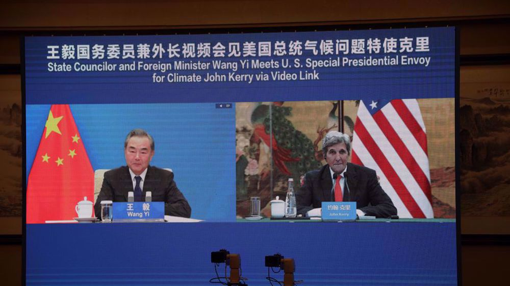 Bilateral political tensions threaten climate cooperation, China warns US