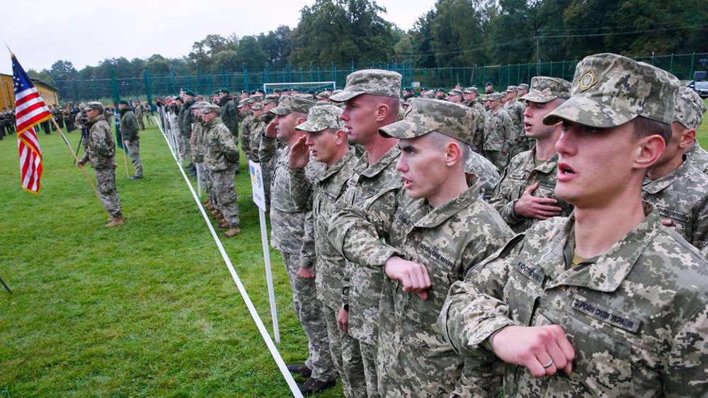 Ukraine holds joint war games with US, NATO amid tensions with Russia