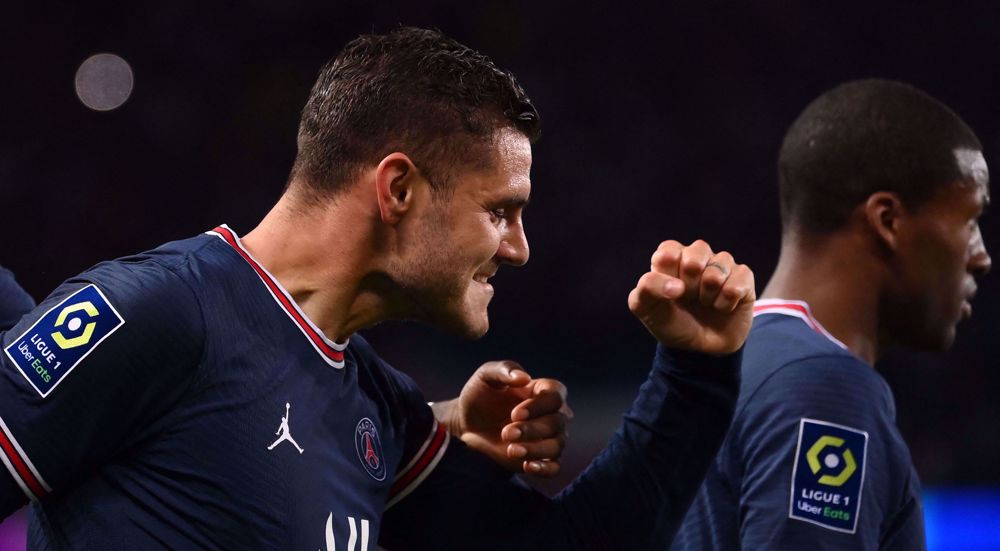 French League: Icardi's late goal gives PSG 2-1 win over Lyon