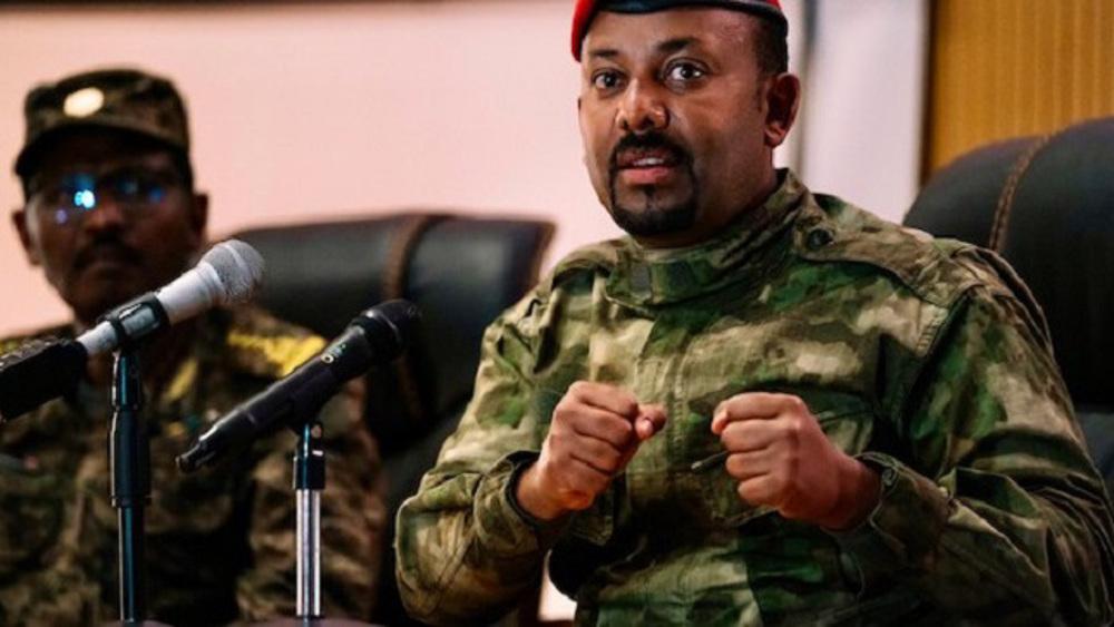 L'Éthiopie: nouveau membre de la Résistance?