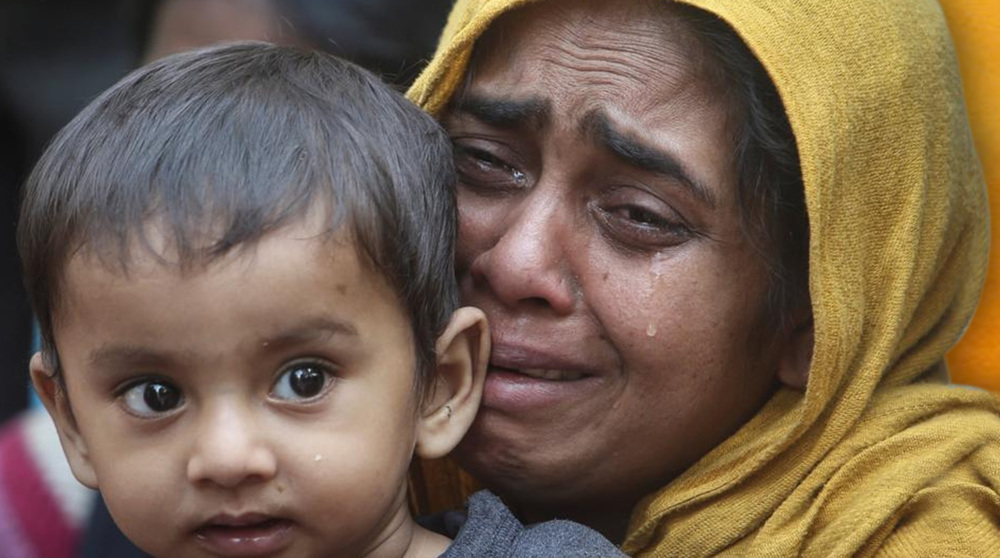 Data belies India's claim of Rohingya refugees a security threat
