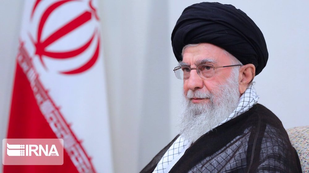 Leader congratulates Iran volleyball team on clinching Asia title