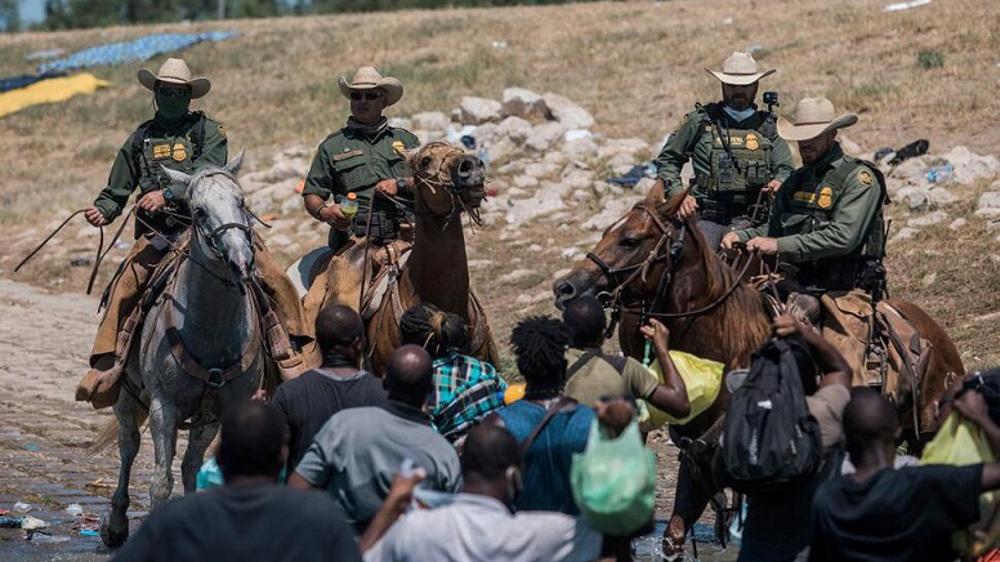 Haiti protests US mass expulsion of Haitians from Texas