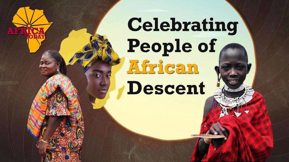International  day for Africans