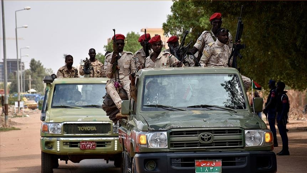 Sudan says attempted coup thwarted, situation under control