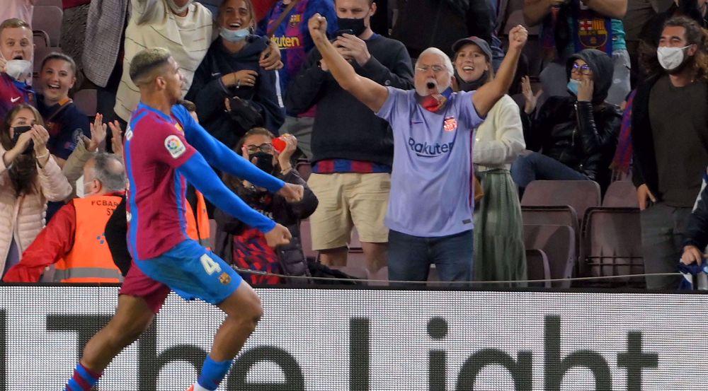 Spanish La Liga: Barcelona 1-1 Granada