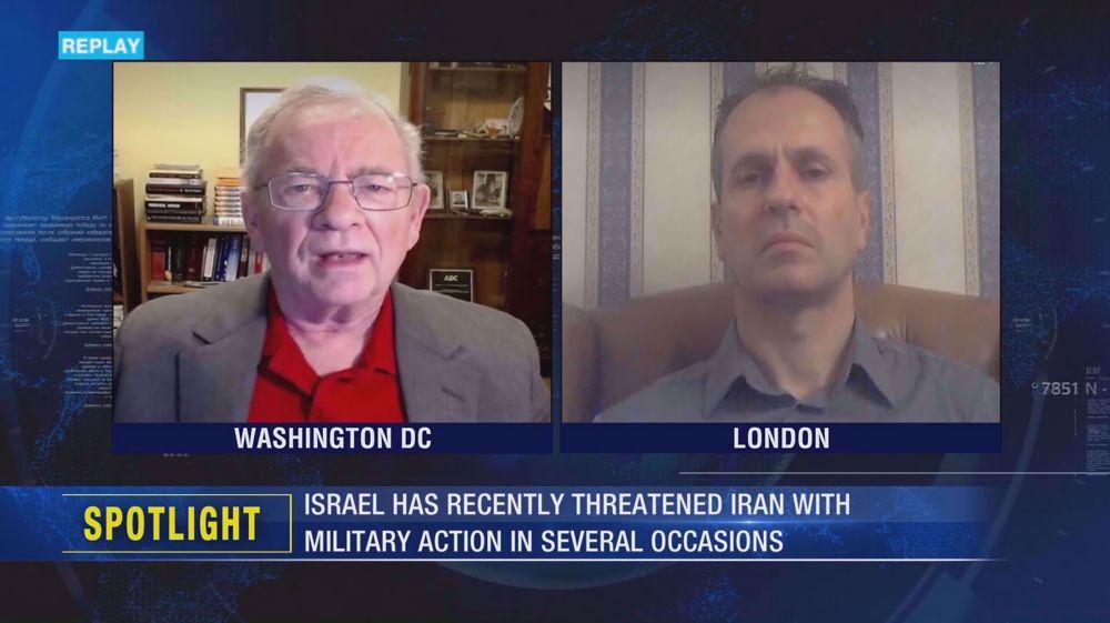 Israel's anti-Iran rhetoric