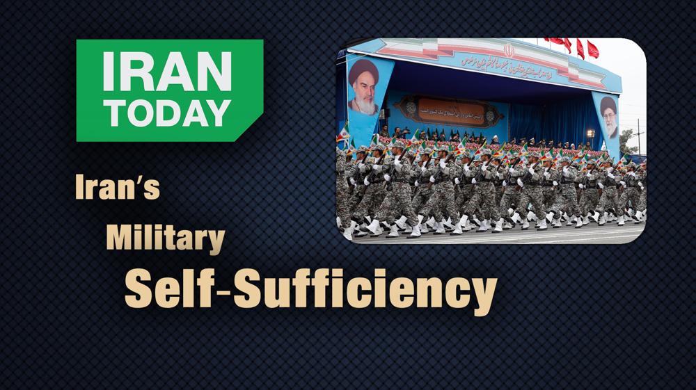 Iran's military self-sufficiency