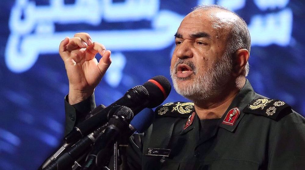 Iran enemies on downward slope of defeat: IRGC chief cmdr.