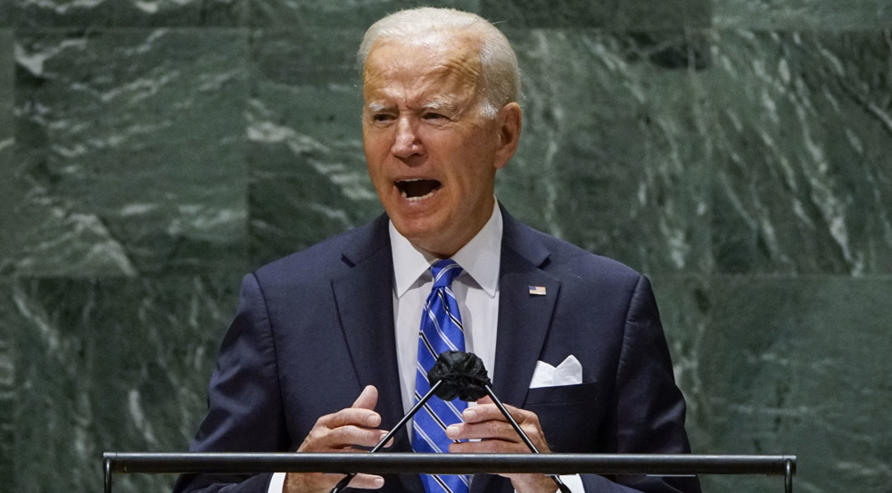 Biden voices his readiness to resume nuclear talks with Iran