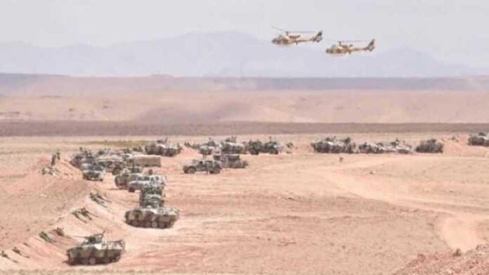 Drones d'Israël: Alger riposte