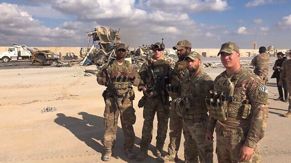 3 American combat units to leave Iraq by end of September: Official