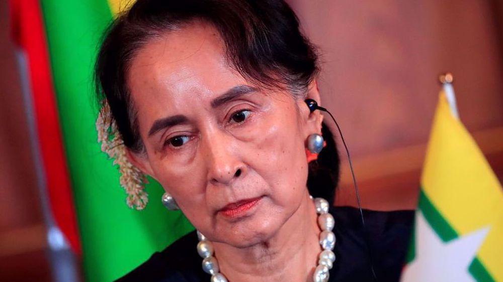 Myanmar's Suu Kyi pleads not guilty in incitement trial