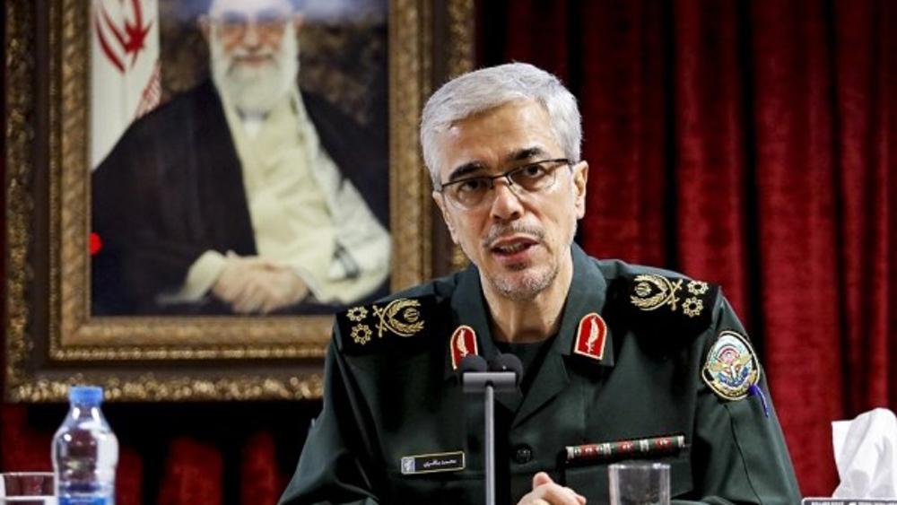L'armée iranienne s'adresse aux soldats US!