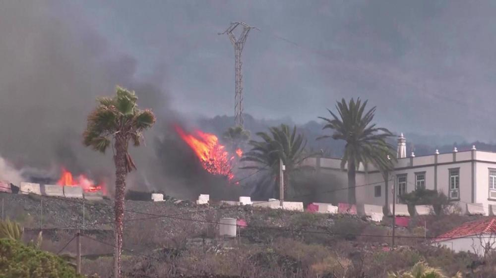 At least 100 houses destroyed by La Palma volcanic eruption
