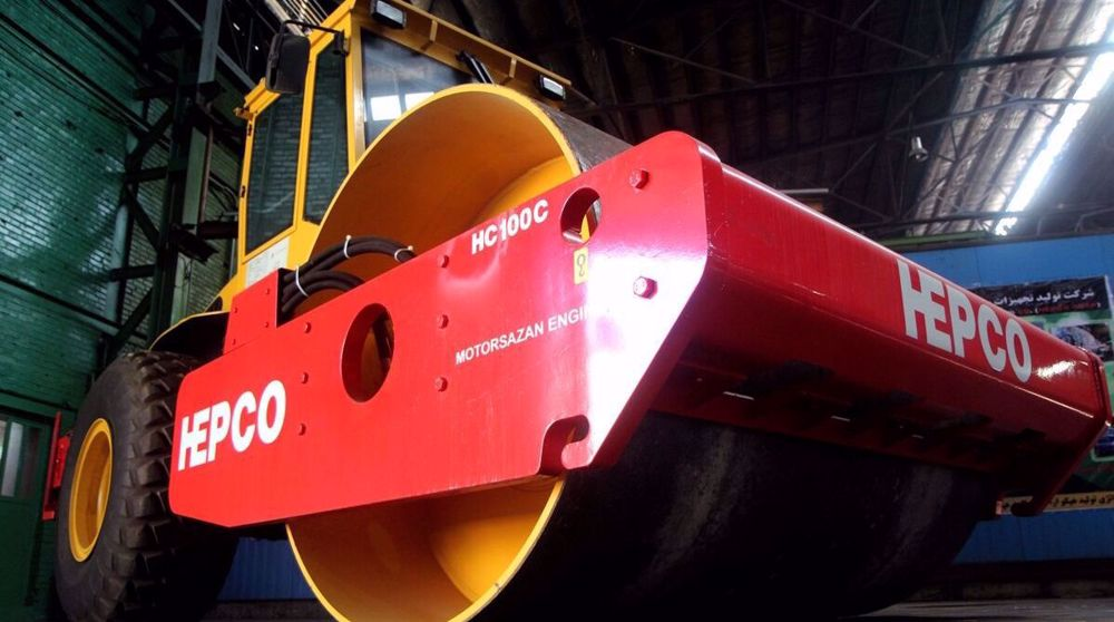 Iran's Hepco secures deal to manufacture mining dumpers