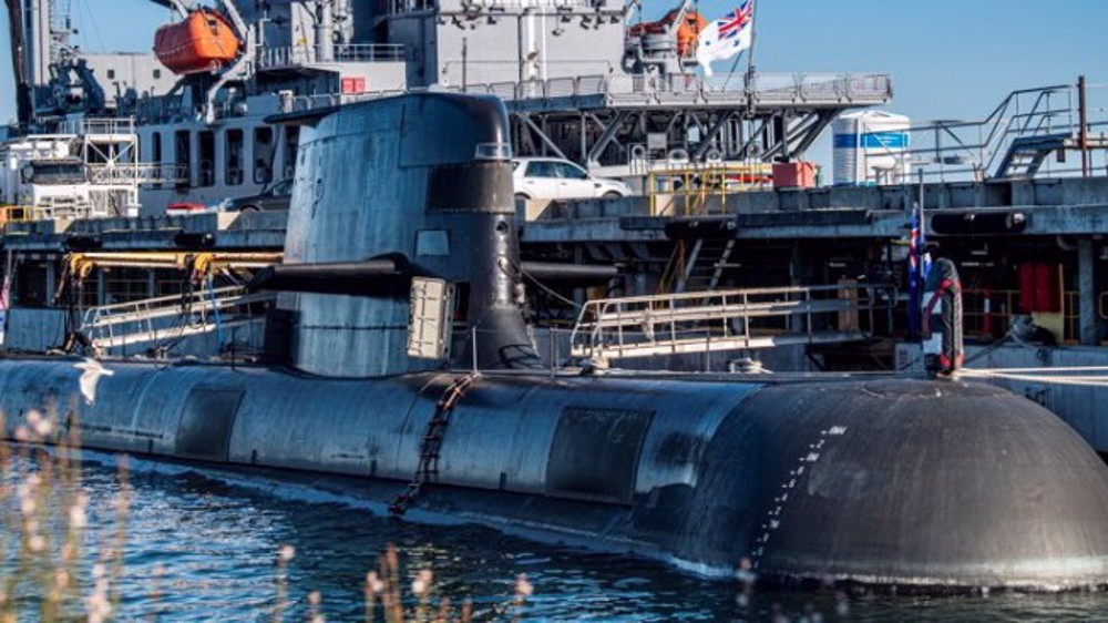 Iran raps US, UK for double standards over nuclear submarines deal