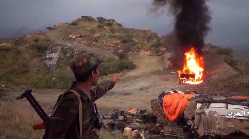Yémen: 2nd bastion de Riyad menacé
