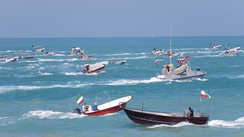 Golfe Persique: le coup de semonce!