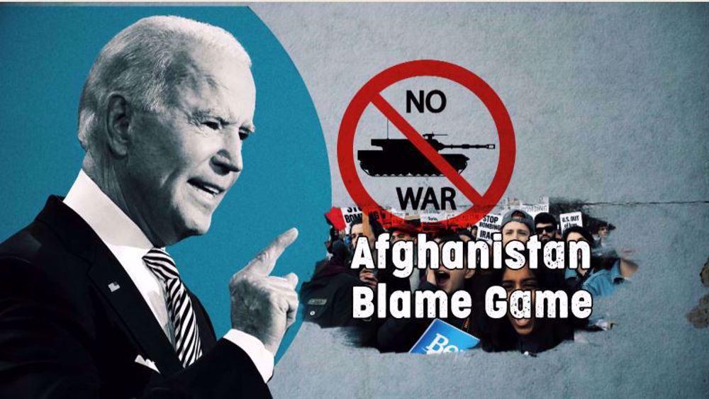 Afghanistan blame game