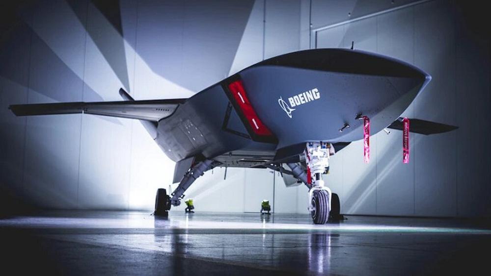 Boeing to build drones in Australia amid submarine crisis