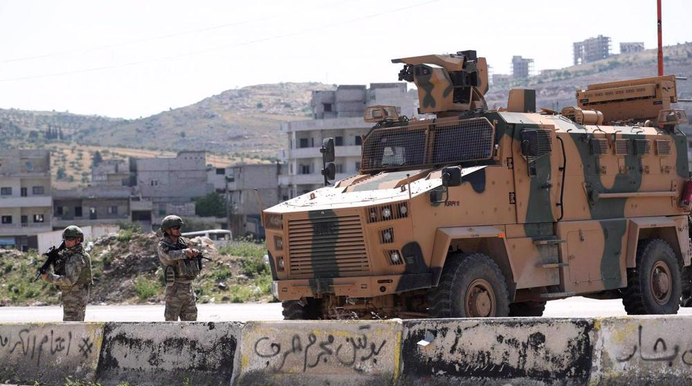 Syria urges immediate withdrawal of Turkish troops from northern regions