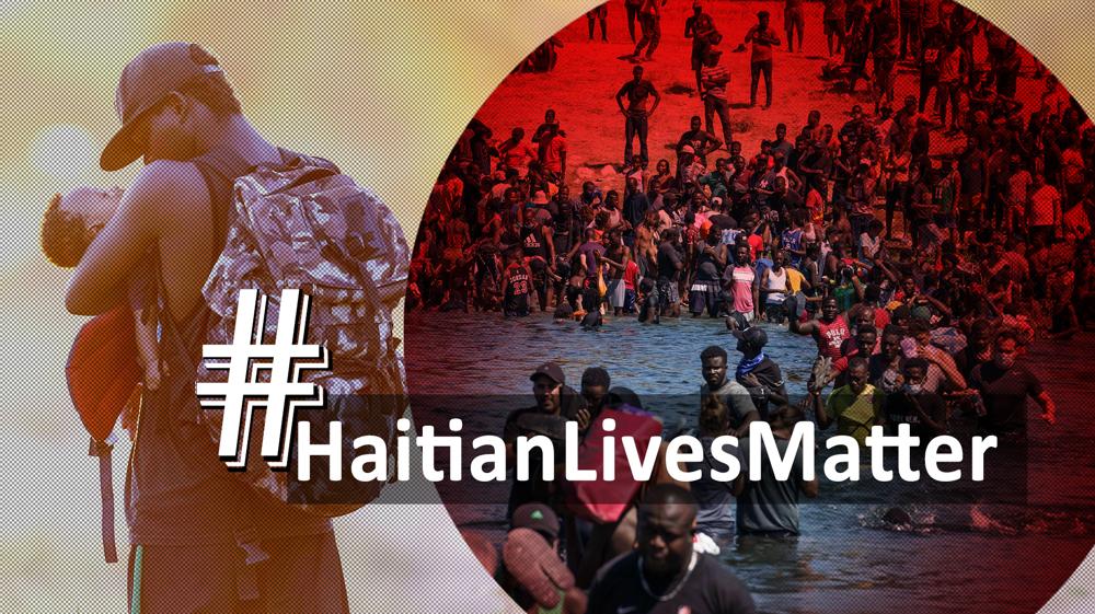 #HaitianLivesMatter