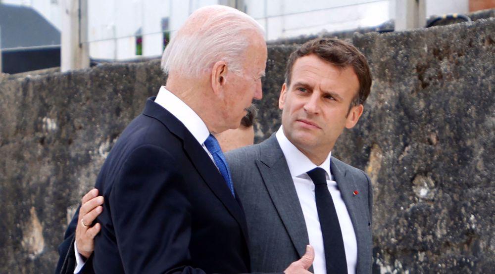 AUKUS : Macron est K.O.