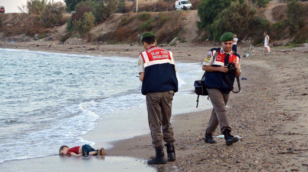 Aylan Kurdi three-year-old Syrian victim of war