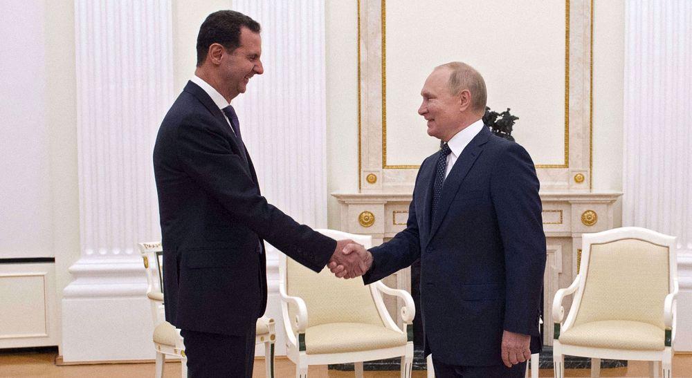 Syrie/Russie: la Turquie sera chassée