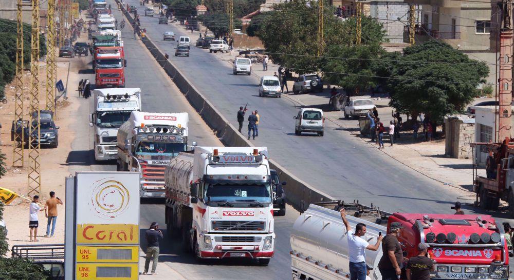 Second Lebanon-bound Iranian oil tanker ship arrives in Syria's Baniyas