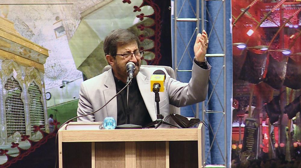 Iranian, Afghan religious activists mark Arba'een ahead of schedule