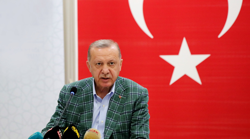 Turkey-US ties strained after Erdogan's visit