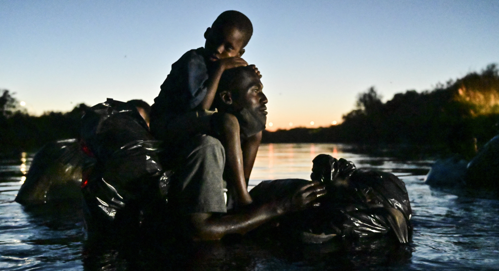 Mexico urges Haitians to give up journey toward US amid repatriations