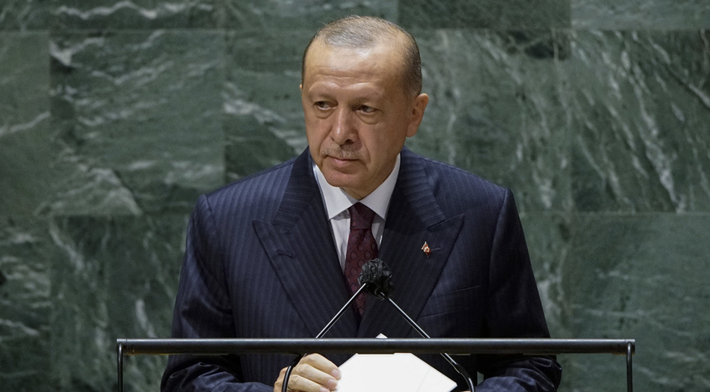 Erdogan says Turkey to proceed with acquiring Russia's S-400 defense system