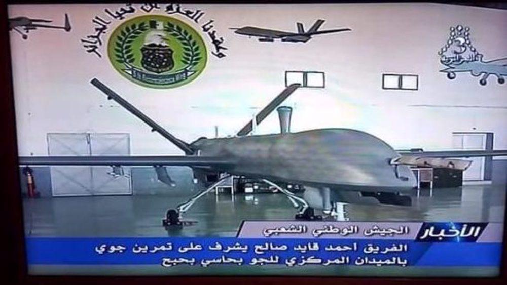 Israël/Algérie : la guerre de drones...